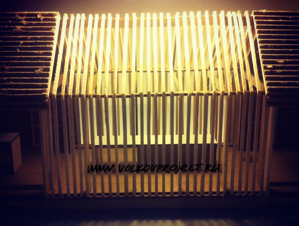 проекты деревянных домов | архитектурный проект деревянной беседки | летняя кухня