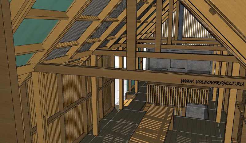 проект деревянной беседки | фото, вид внутри