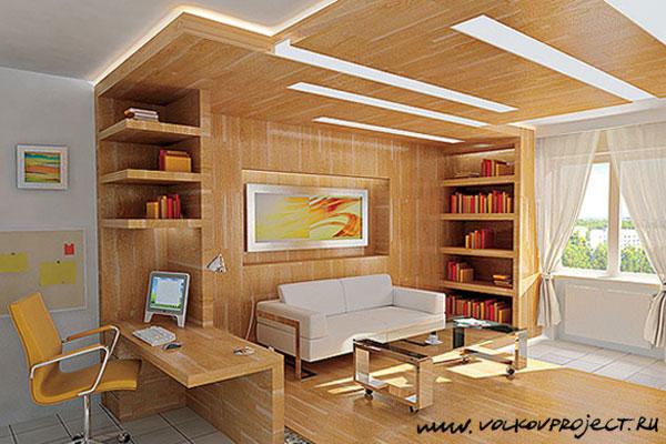 Перепланировка и дизайн 2-х комнатной квартиры • Фриланс