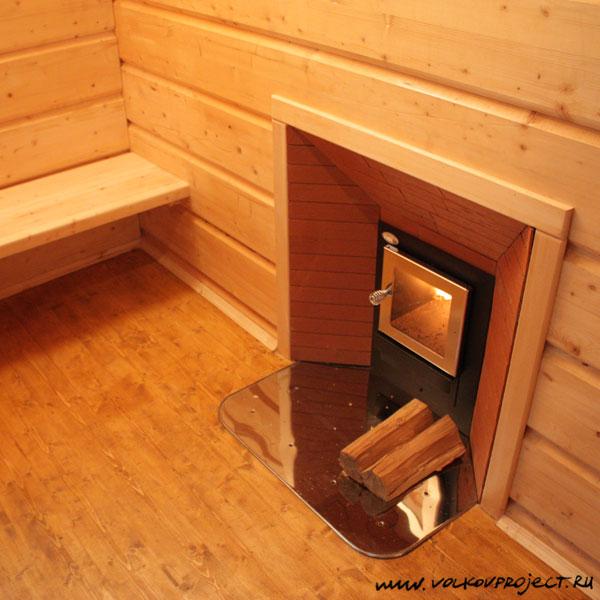проектирование домов из бруса, проект бани, брус